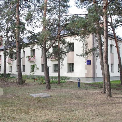 """""""Daudzdzīvokļu dzīvojamās ēkas fasādes vienkāršotā atjaunošana"""", Viestura prospekts 83"""